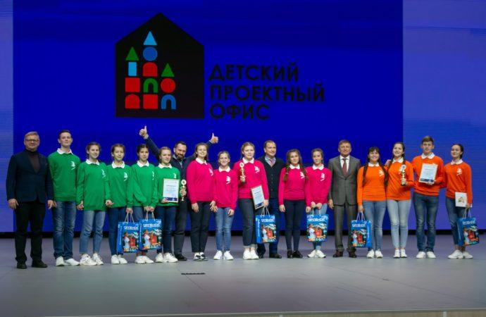 Первые идеи детского проектного офиса воплощаются в «Орлёнке»