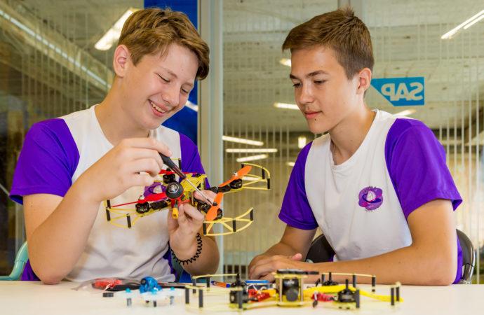 «Орлёнок» и IT-компания SAP запустят совместный образовательный проект