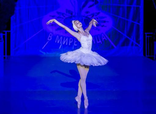 Артисты Большого театра дадут мастер-класс юным танцорам в «Орлёнке»