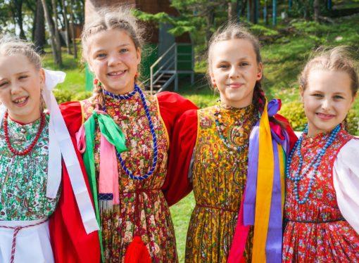 Фестиваль культур России проходит в «Орлёнке»