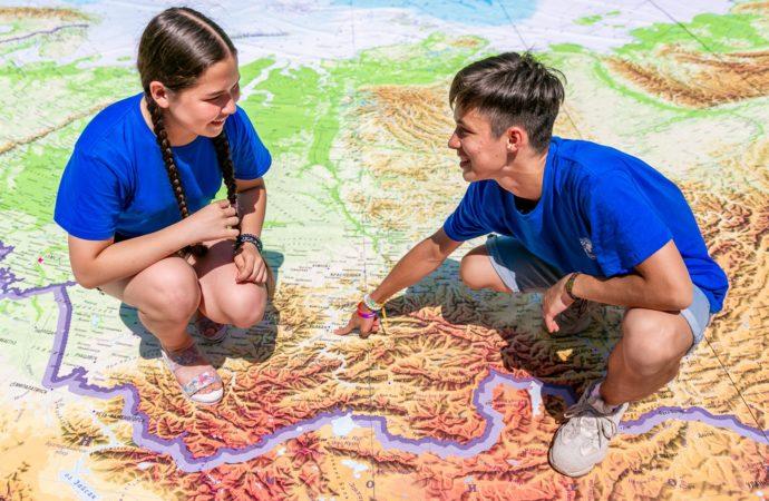 Орлята создадут новые туристические маршруты России