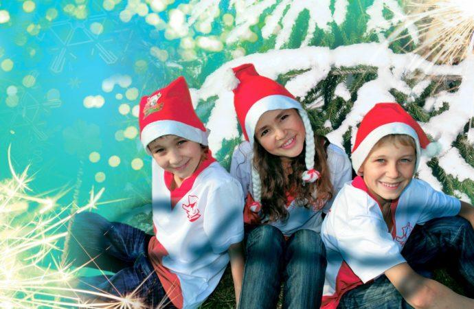 Орлята подготовят Большое новогоднее представление