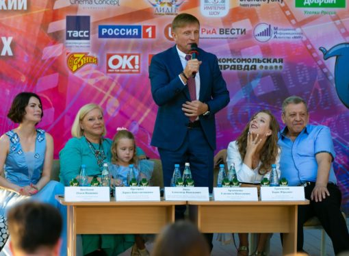 В «Орлёнке» стартует XXIV Всероссийский фестиваль визуальных искусств