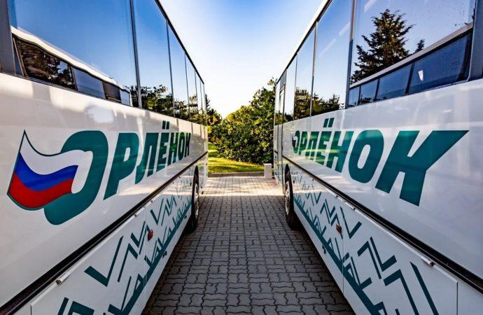 «Орлёнок» обновил автобусный парк на сумму 180 миллионов рублей