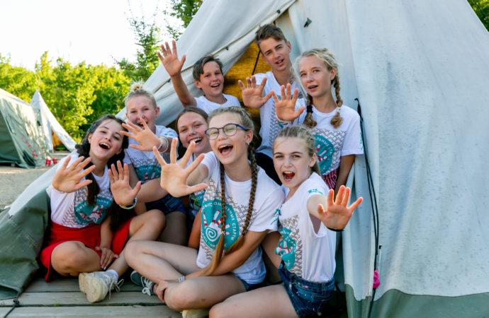 10 000 детей вышли на профессиональный старт в «Орлёнке»