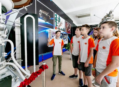 День космонавтики пройдёт в «Орлёнке» с размахом