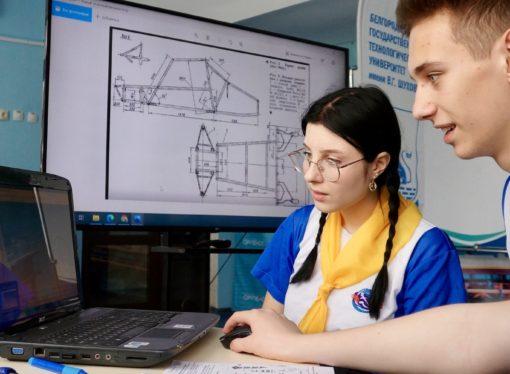 Орлята создадут 3D-модели автомобилей и катеров