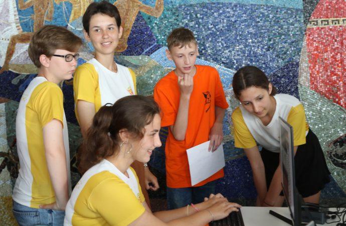 Дети России воссоздали «Орлёнок» в виртуальной реальности