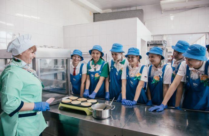 Роспотребнадзор и Всероссийский детский центр «Орлёнок» стали партнёрами в рамках проекта «Здоровое питание»