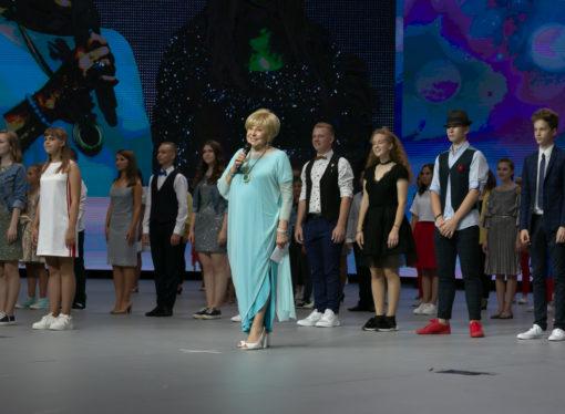 «Песенка года» собрала в «Орлёнке» детей из 25 регионов России