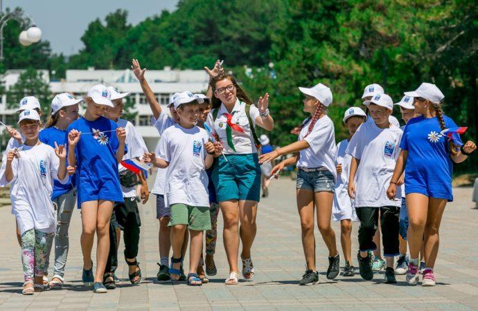 Дети России отметят День семьи, любви и верности в «Орлёнке»