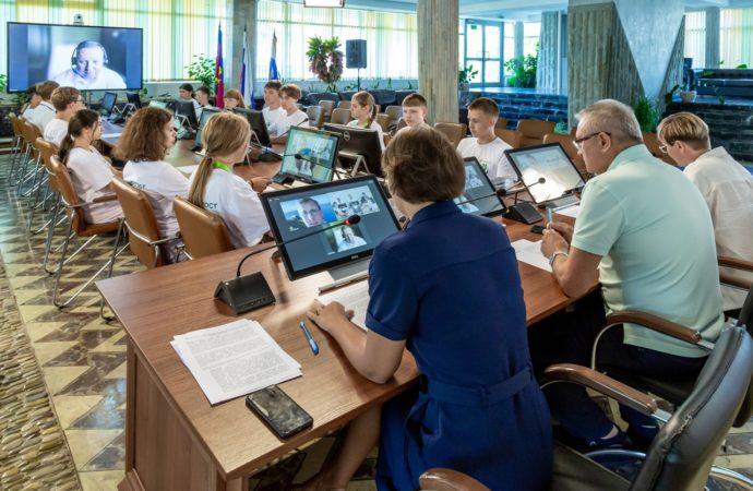 ВДЦ «Орлёнок» и SAP запустили второй этап проектной олимпиады «Цифровая Россия»