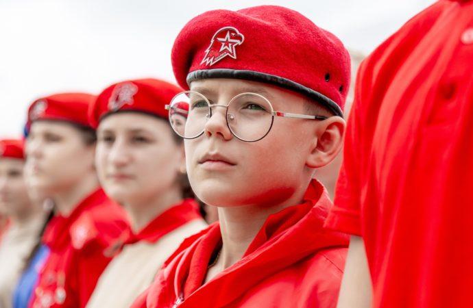 Юнармейцы становятся юнкорами в «Орлёнке»