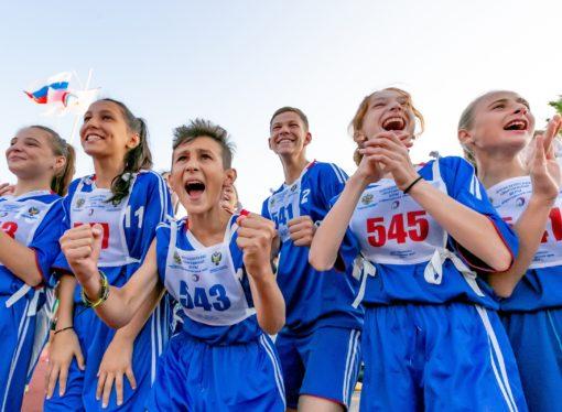 1400 школьников из России приедут на финал Президентских состязаний в «Орлёнок»